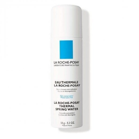 La Roche-Posay Eau Thermale 50 ml Yüz Temizleme Suyu