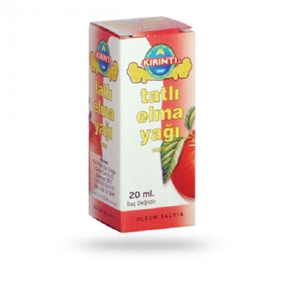 Kırıntı Tatlı Elma Yağı 20 ml