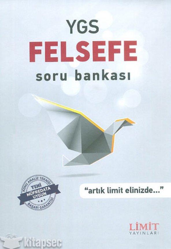 YGS Felsefe Soru Bankası limit Yayınları