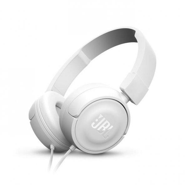 JBL T450 Kulaküstü Kulaklık CT OE Beyaz