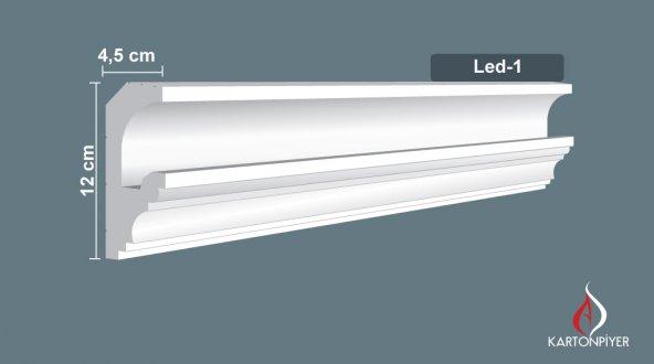 STROPİYER KARTONPİYER LED-1 MODELİ 30.MT