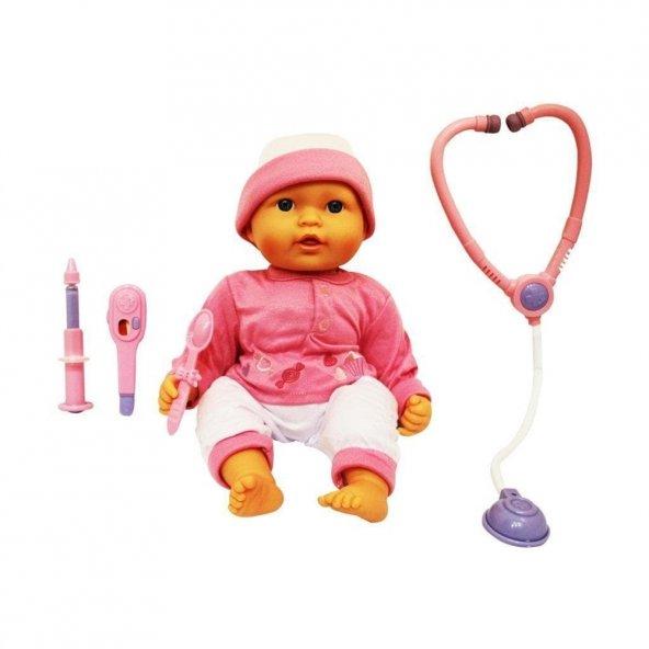 Vardem Ateşlenen İğne Olan Bebek 16 inch