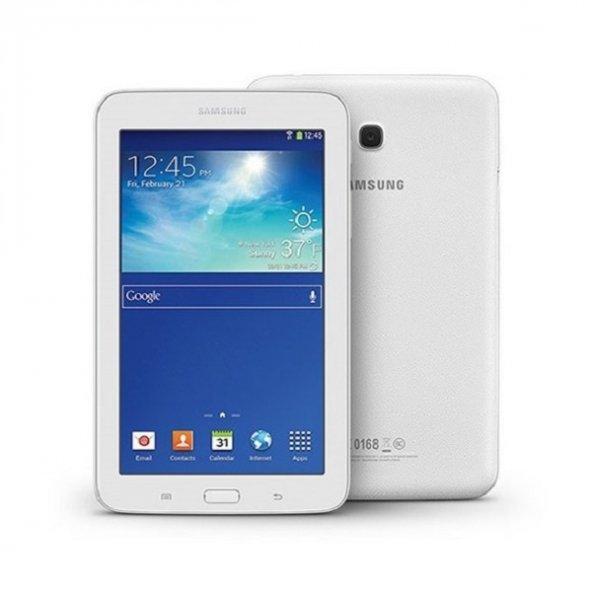 Samsung Galaxy T113 Tab 3 Lite Beyaz & Siyah Samsung Türki̇ye Garanti̇li̇