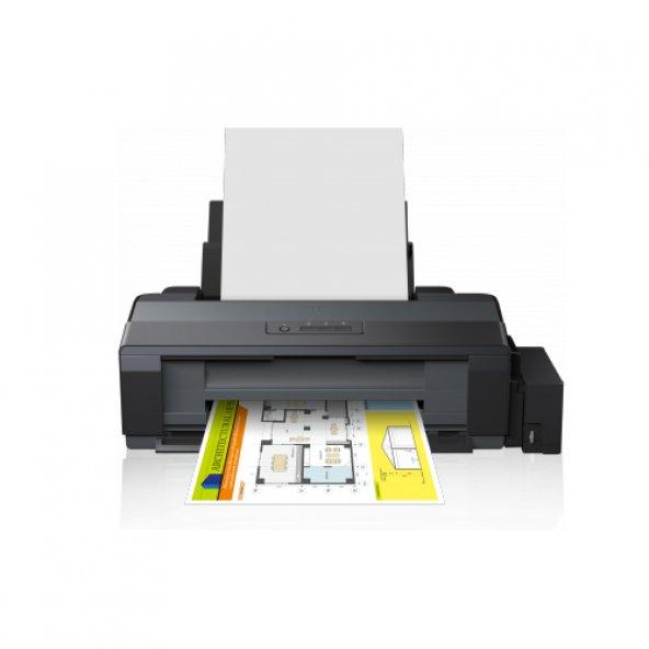 Epson L1300 Bitmeyen Kartuşlu Yazıcı