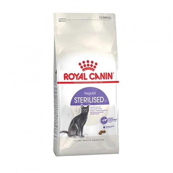 Kısırlaştırılmış Yetişkin Kedi Maması Royal Canin Kuru Mama 15Kg