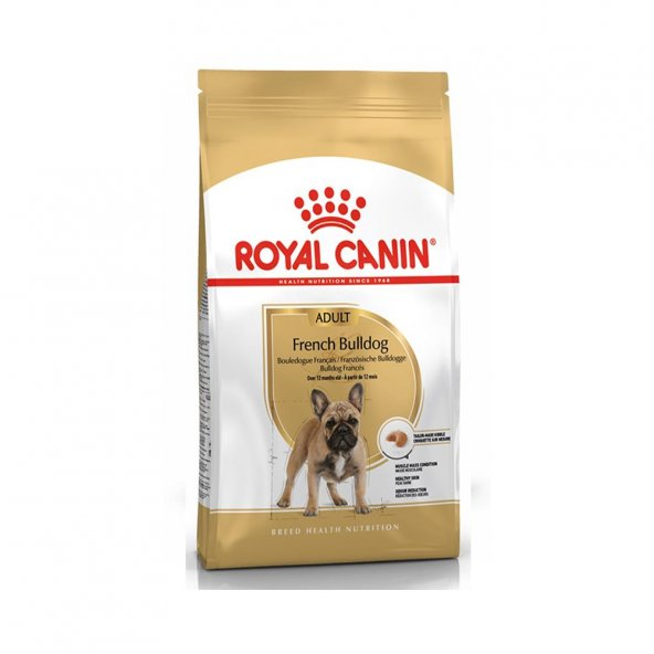 Fransız Bulldog Cinsi Köpekler İçin Royal Canin Köpek Maması 3Kg