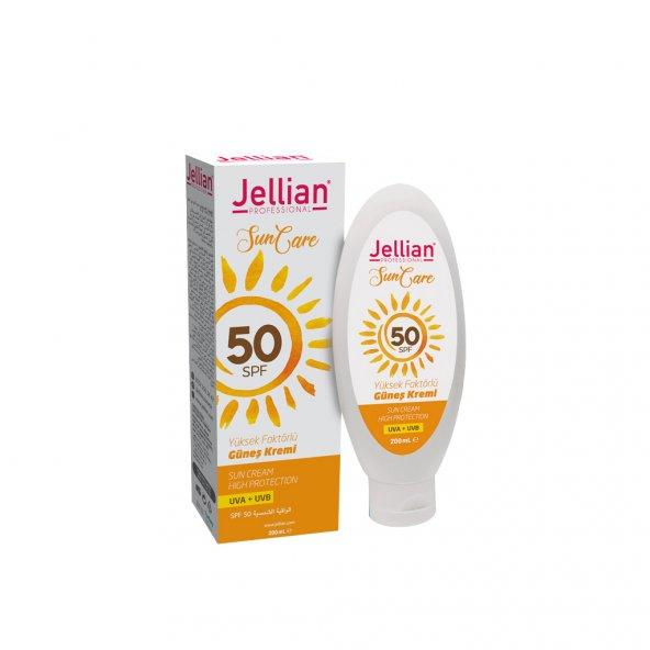 Jellian Güneş Koruyucu Krem