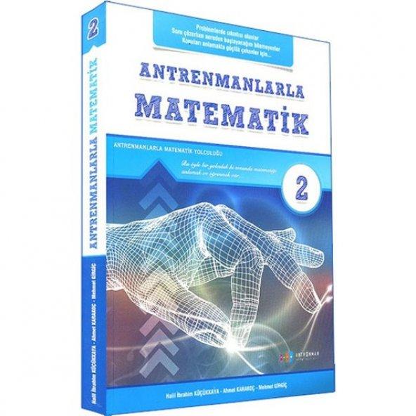 Antrenmanlarla Matematik - 2. Kitap Antrenman Yayınları
