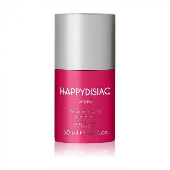 ORİFLAME Happydisiac Woman Parfümlü Roll-on Deodorant 50 ML