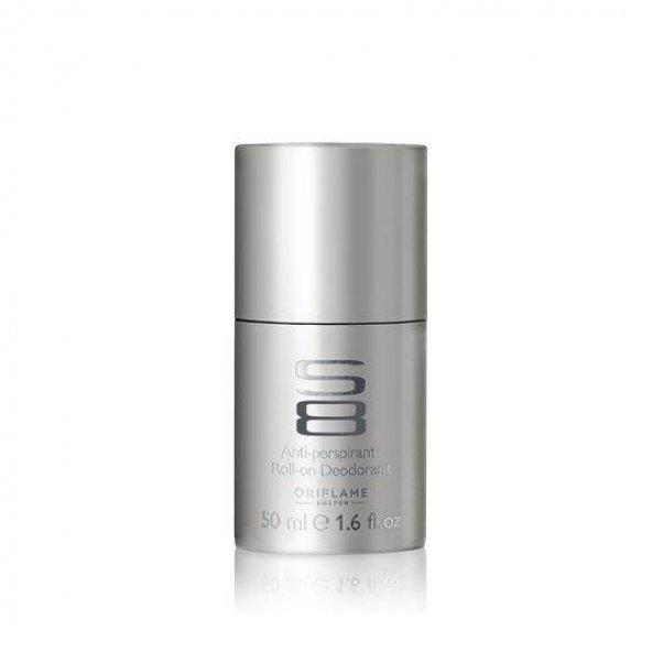 ORİFLAME S8 Anti-perspirant Roll-On Deodorant 50 ML