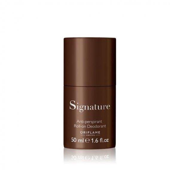 ORİFLAME Signature Anti-perspirant Roll-On Deodorant 50 ML
