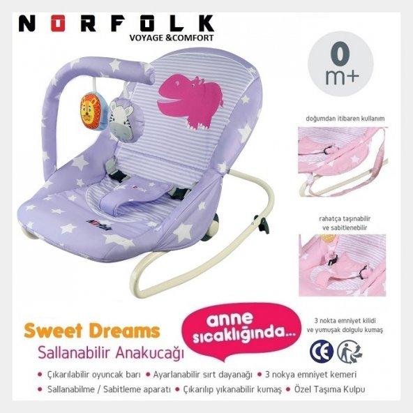 Norfolk Sweet Dreams Oyuncaklı Ev Tipi Ana Kucağı Ana Dizi - T&UumlM RENKLER
