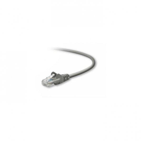 Belkin BLK-A3L791b50CM 50cm UTP Pacth Cord Yeşil CAT5E Kablo