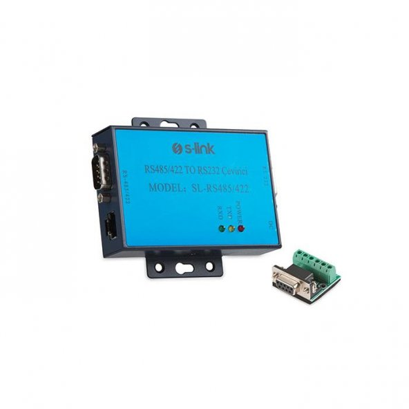 S-link SL-RS485/422 RS485/422 TO RS232 Çevirici