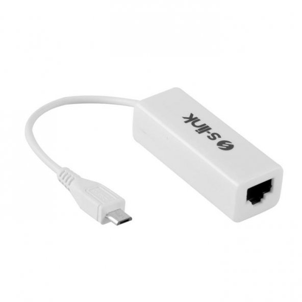 S-link SL-U64 Usb Micro 5pin to Lan 5cm Çevirici