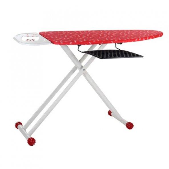 Sırma sepetli ütü masası