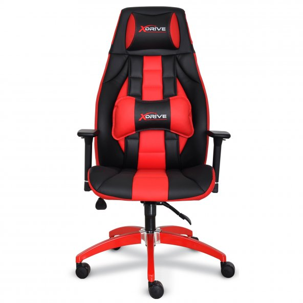 xDrive 1453 Profesyonel Oyuncu Koltuğu Kırmızı/Siyah