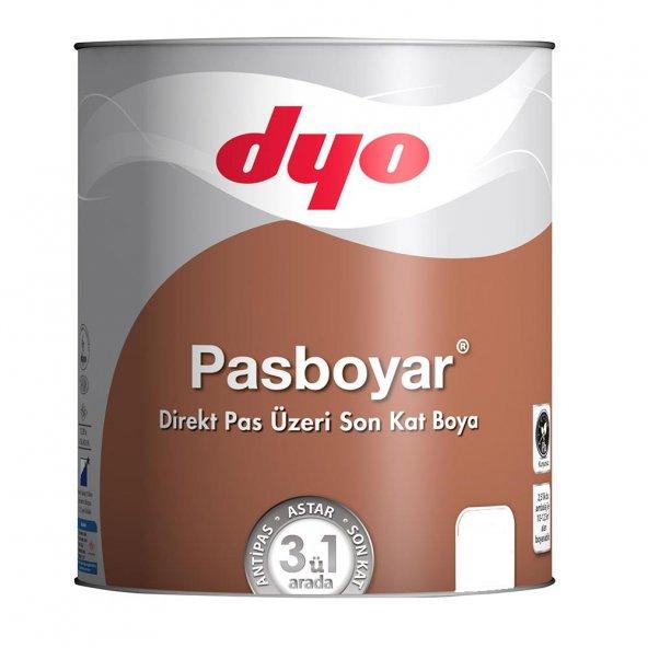 Dyo Pasboyar 2,5 Litre Bronz Pasboyası