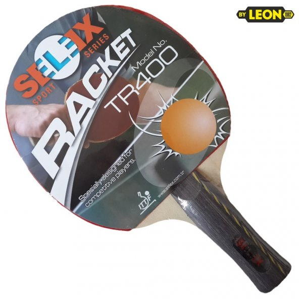 Selex TR 400 Masa Tenisi Raketi ITTF Onaylı