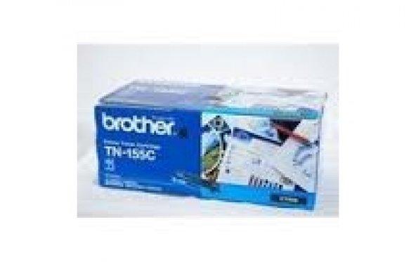 BROTHER TN-155C DCP-9040,MFC-9440,HL-4040 5000 SAYFA MAVİ TONER