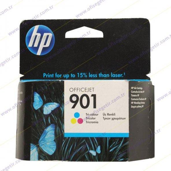 HP 901-CC653A RENKLİ ORİJİNAL KARTUŞ