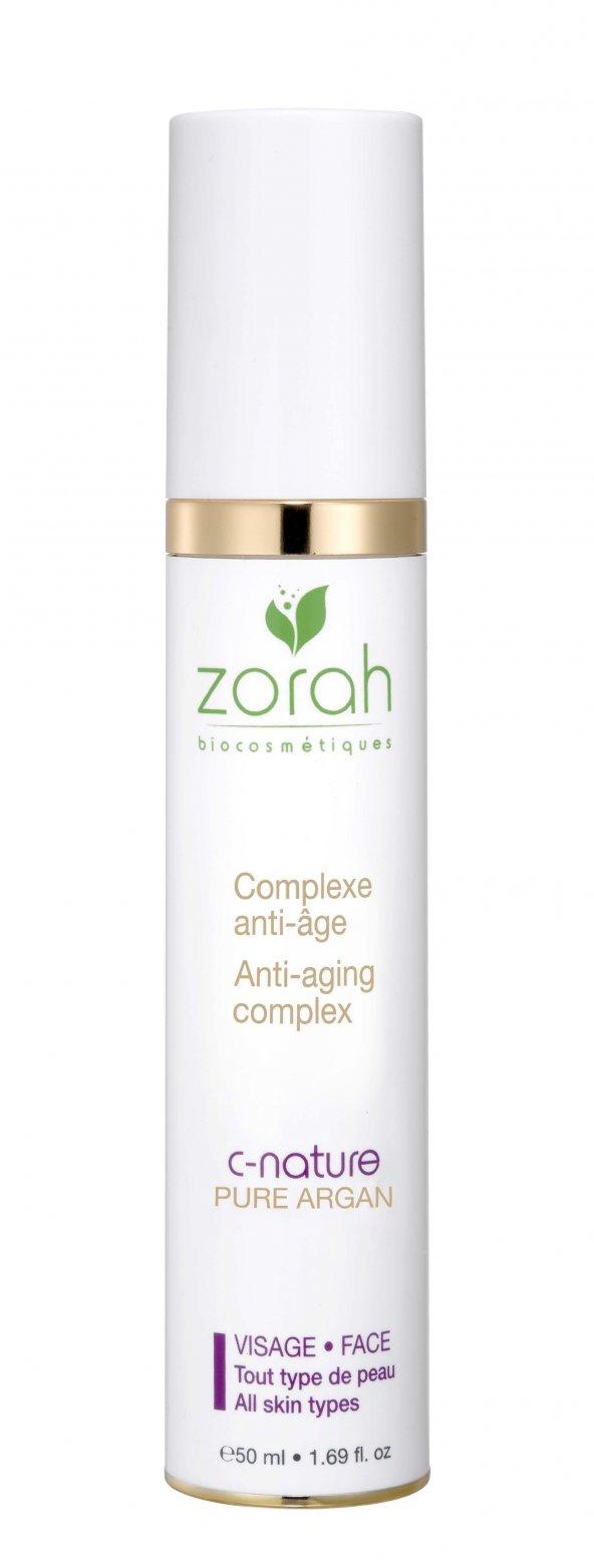 Zorah C-Nature Anti-Aging Complex Yaşlanma Karşıtı Serum 50 ml