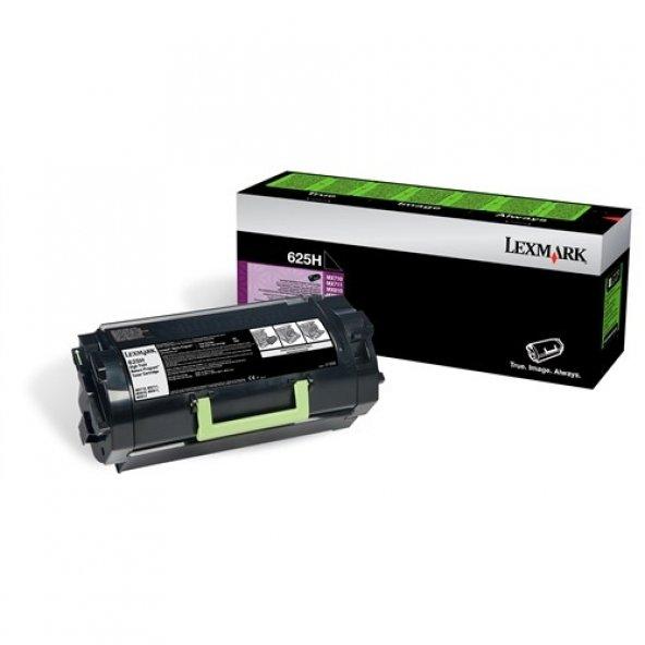 Lexmark 62D5H00 25000 Sayfa Siyah Return Toner