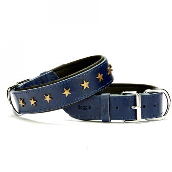 Doggie Yıldız Dekorlu Köpek Boyun Tasması (SBT-4060M)