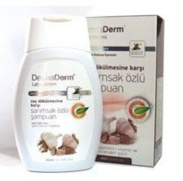 DermaDerm Sarımsak Özlü Şampuan
