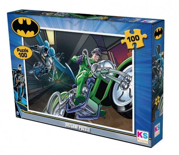 Ks Games 100 Parçalık Çocuk Batman Puzzle