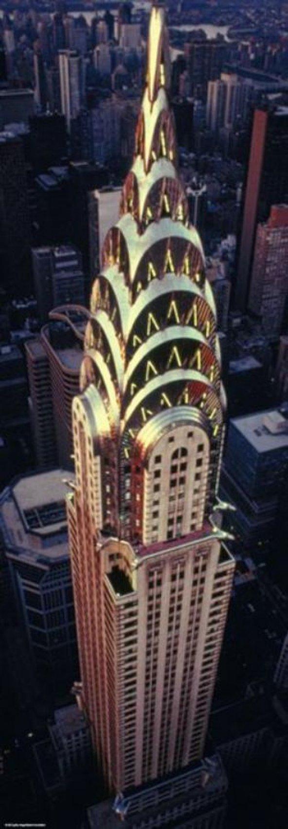 Heye 1000 Parçalık Puzzle Chrysler Building