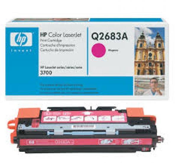 HP Q2683A (311A) 3700 KIRMIZI TONER ORJİNAL 6.000 SAYFA