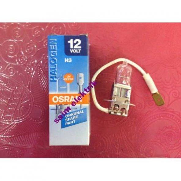 H3 12V 55W OSRAM 64151 PK22s