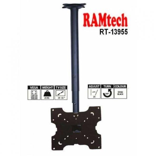 RAMtech 39 ile 55 LCD/LED/TV TAVAN ASKI APARATI (RT-23955)
