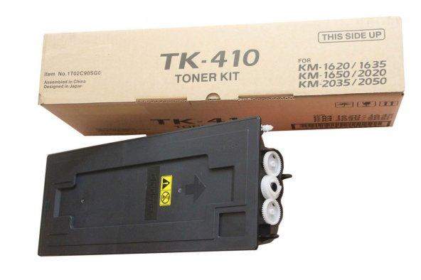 KYOCERA TK-410 KM-1620/1635/1650/2020 SİYAH TONER ORJİNAL 15K SYF