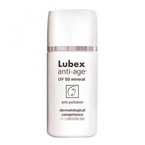 Lubex Anti-Age UV50 Mineral Spf 50 30 ml Güneş Kremi