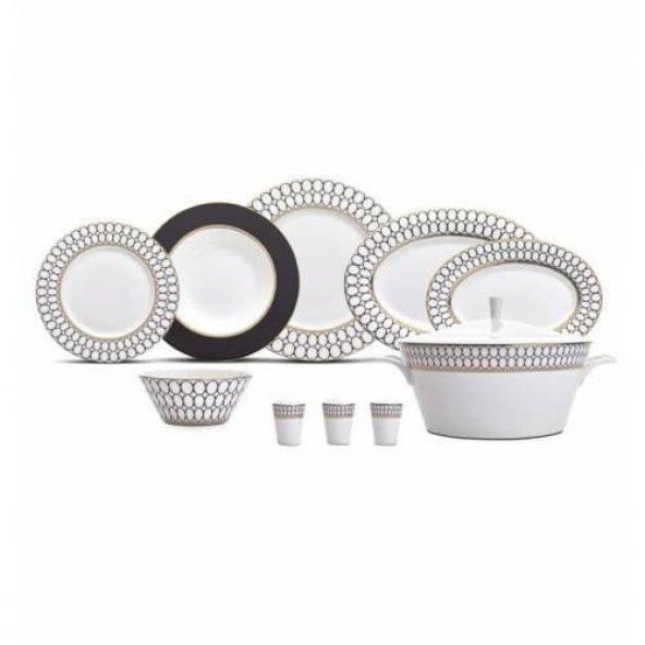 Karaca 60 Parça Ring Yemek Takımı - ePttAVM 9ff325ac44c