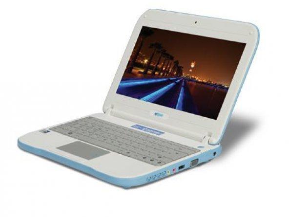 EXPER NETBOOK ATOM N455 CPU 1GBRAM 160GB 10.1
