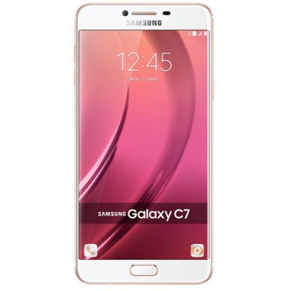 Samsung Galaxy C7 32 GB Çift Hatlı Cep Telefonu