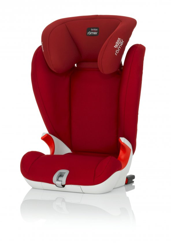 Britax-Römer Kidfix SL Isofix 15-36 kg-Flame Red
