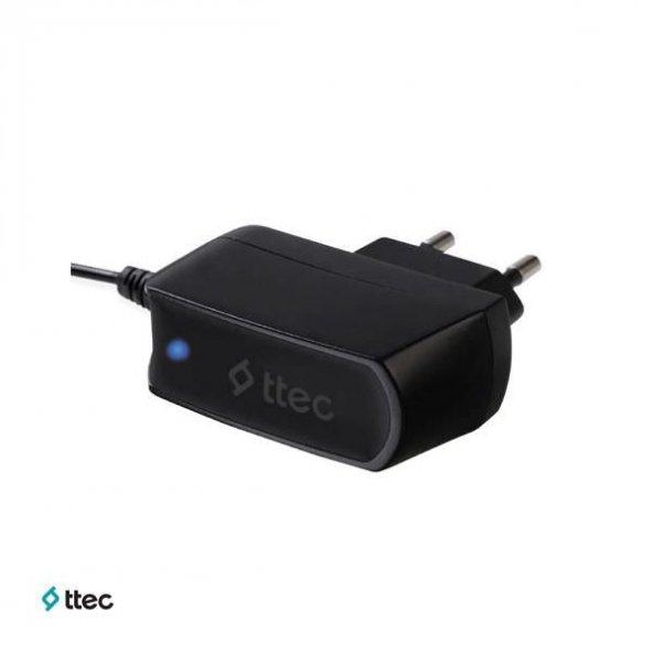 Ttec - Samsung E250 Fix Kablolu Seyahat Şarj Cihazı - 2SCF7314
