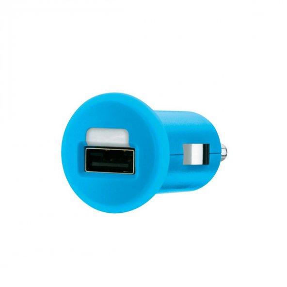 Belkın Unıversal Araç Şarz Cihazı 5V 1000MAH BLK-F8J018CW,Mavi