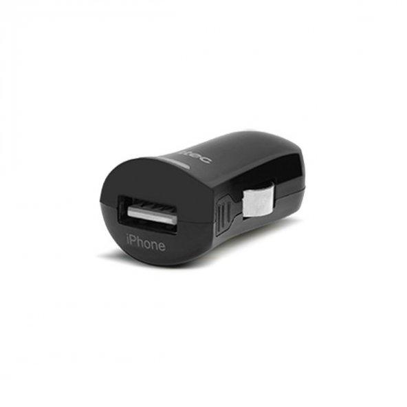 Ttec Quantum™ iPhone İçin USB Araç İçi Şarj Cihazı 2CKM03