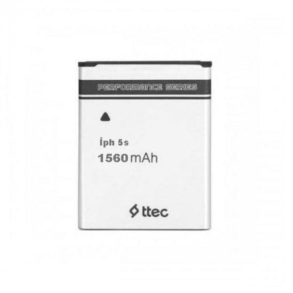 Ttec Performans Batarya İphone 5s 2BTP110