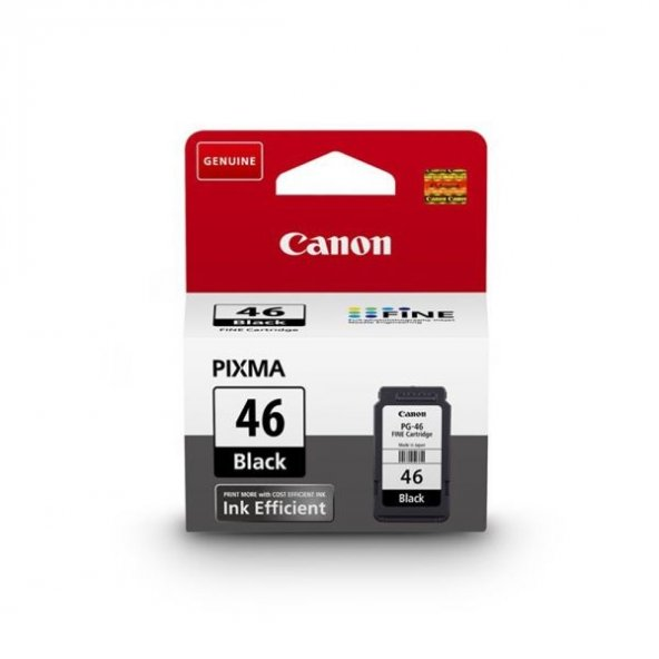 Canon PG 46 orıjınal siyah kartuş