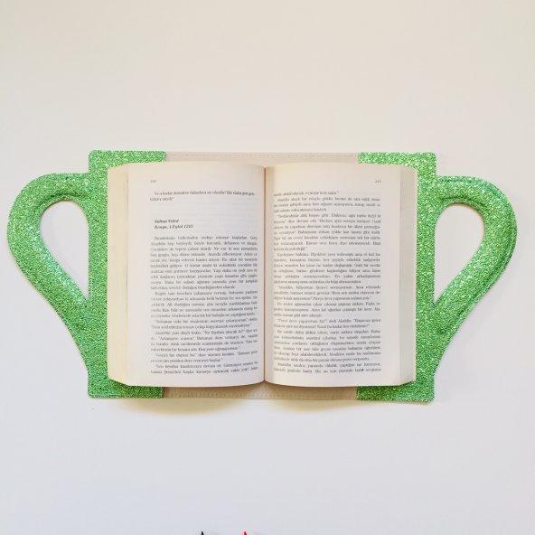 OkurGezer Kitap Kılıfı - Yeşil
