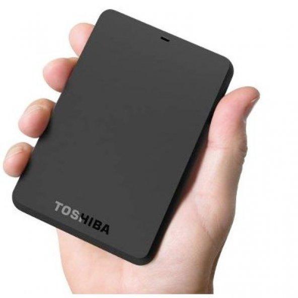 Toshiba 3TB Canvio Basic 3TB Usb 3.0 Taşınabilir Disk