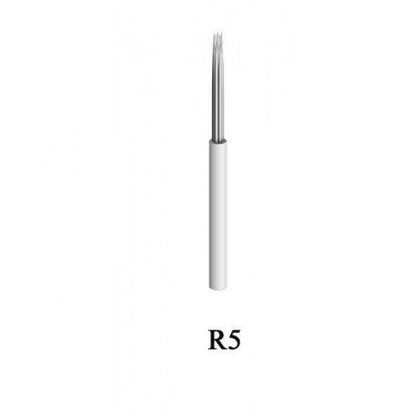Microblading İğne 5RL 12 ADET