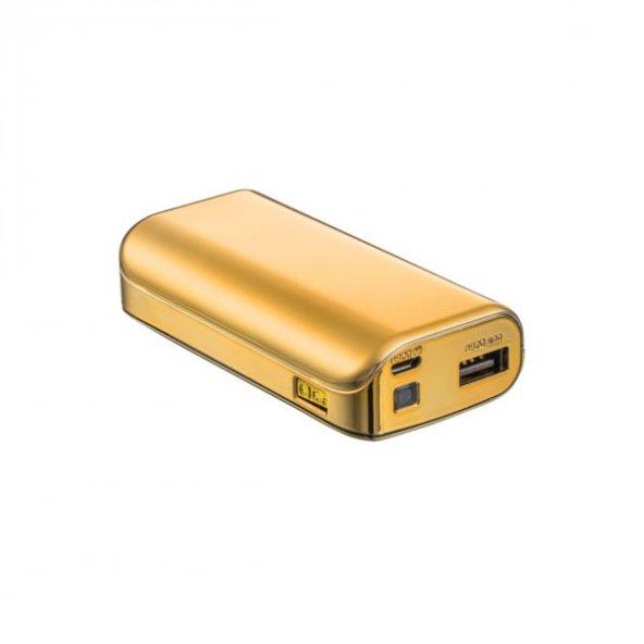 Trust Urban 20901 Powerbank 4400 Gold