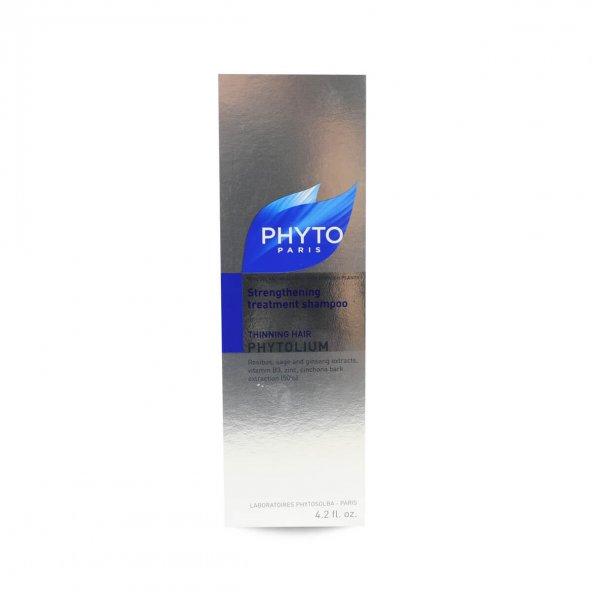 Phyto Phytolium Erkek Tipi Saç Dökülmesine Karşı Şampuan 125 ml